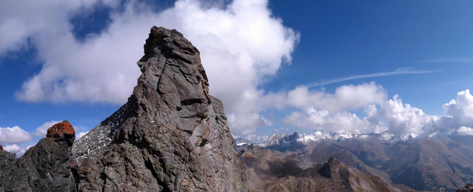 Voyage à pied : Queyras, les sommets du vertige