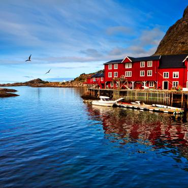 Fjords et Lofoten : l'attraction polaire