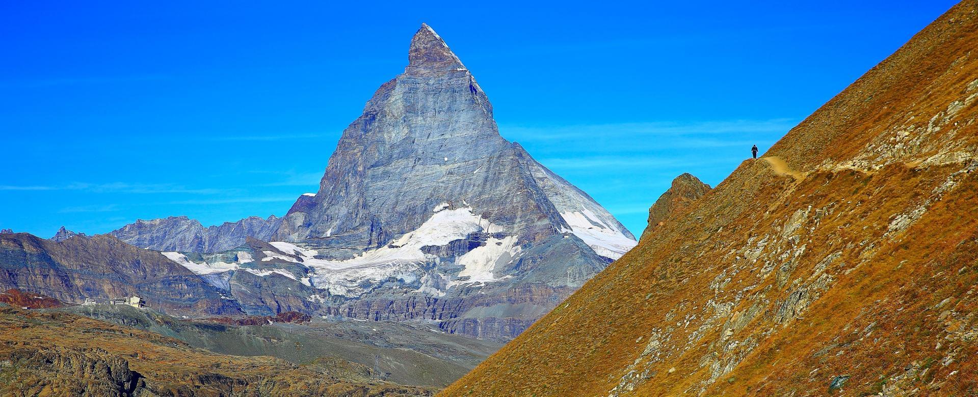 Voyage à pied Suisse : De chamonix à zermatt 7 jours