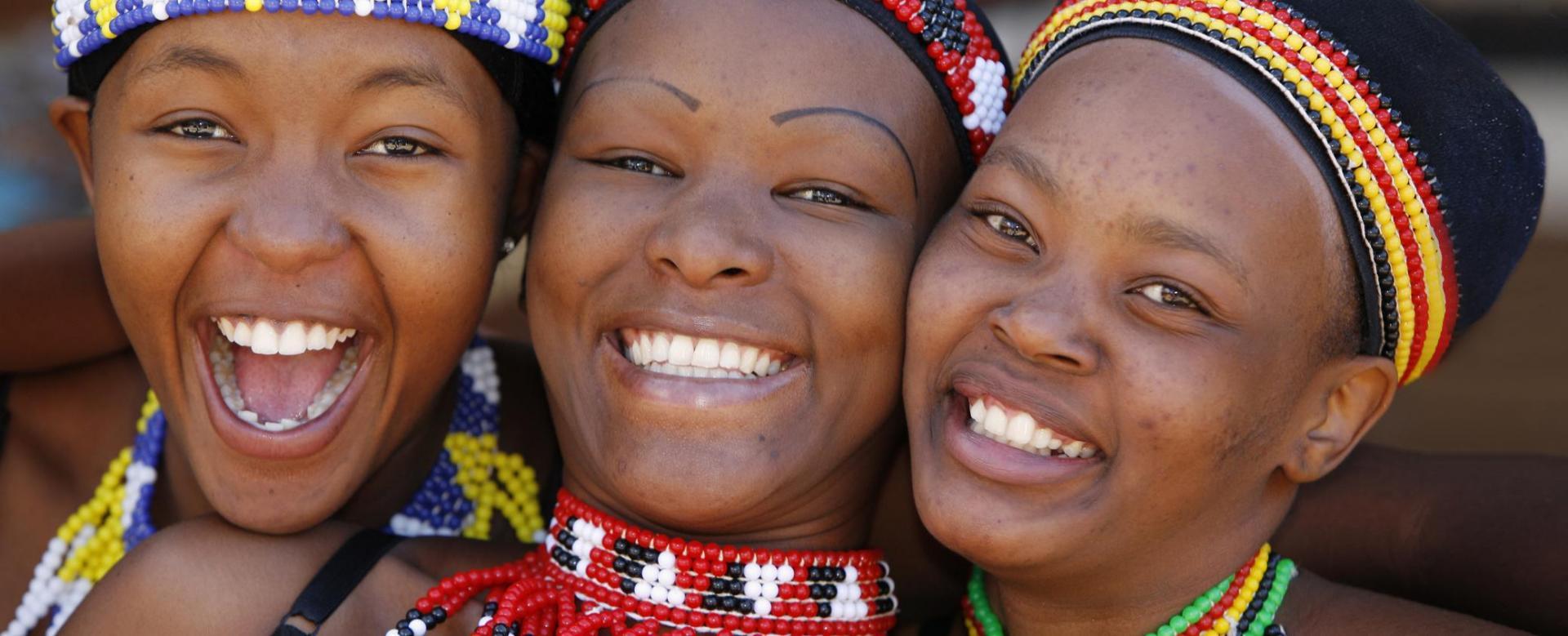Voyage à pied : Afrique du Sud : L'afrique arc-en-ciel