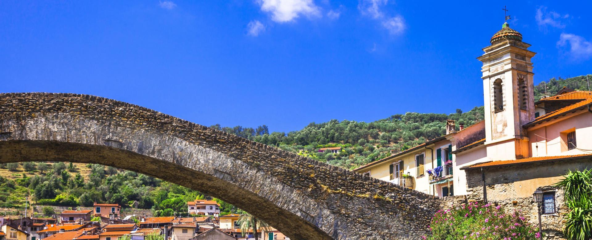 Voyage à pied Italie : Les trésors de la ligurie