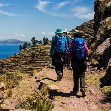 Trek dans la vallée Sacrée et lac Titicaca