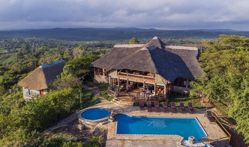 Image Kilimandjaro et safaris en lodge
