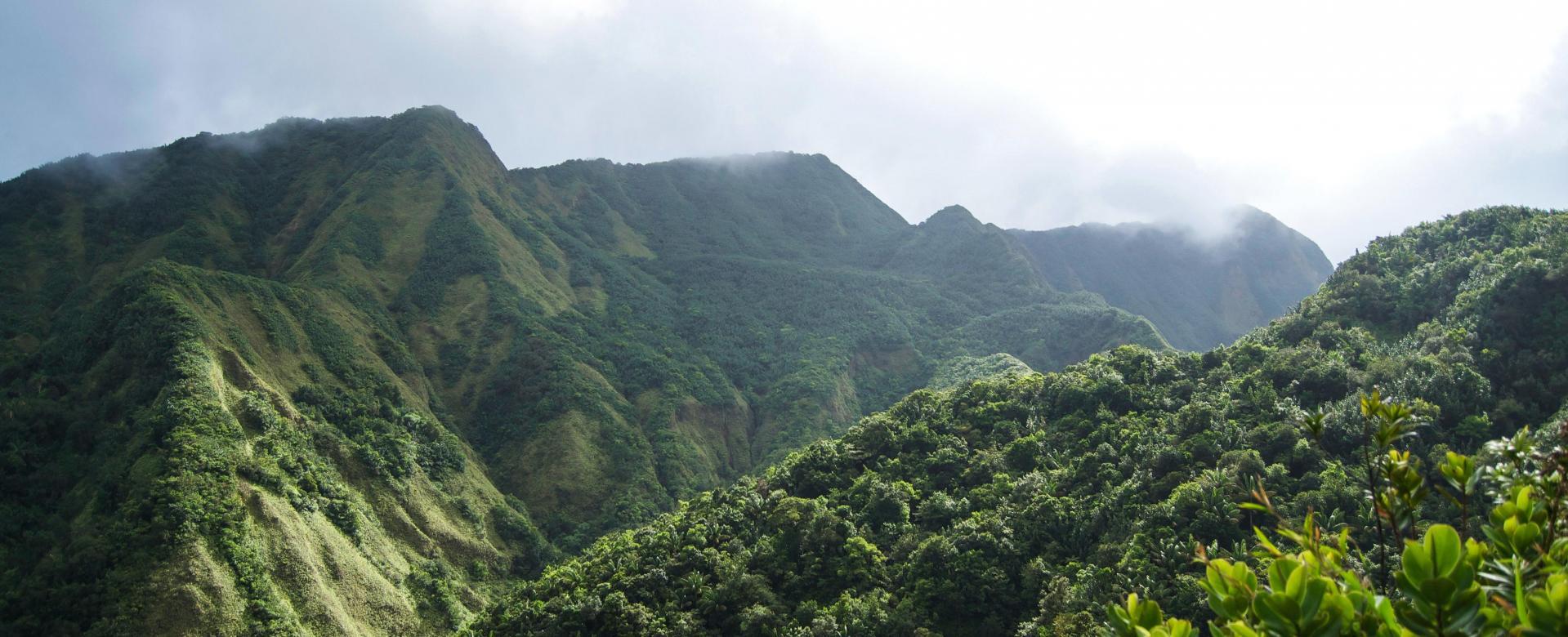 Voyage à pied : Le trek l\'gendaire waitukubuli