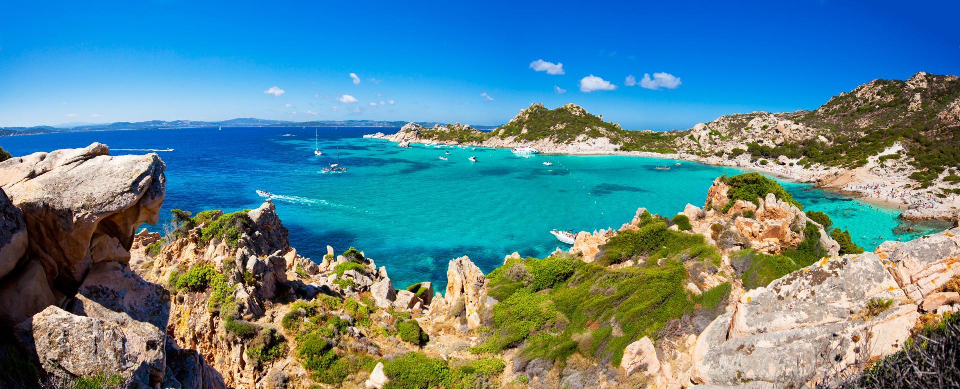 Voyage à pied : Sardaigne : selvaggio blu et supramonte