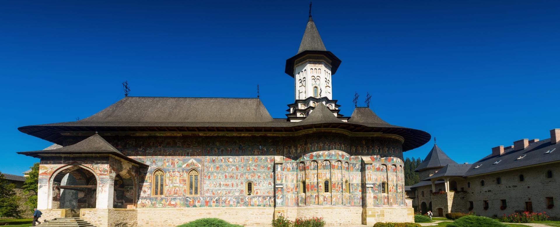 Voyage à pied : Roumanie : de la bucovine aux maramures