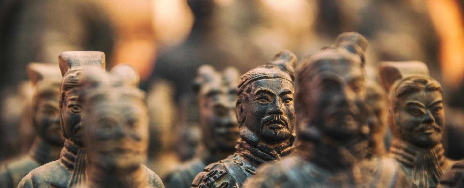 Voyage à pied : Splendeurs de la chine orientale