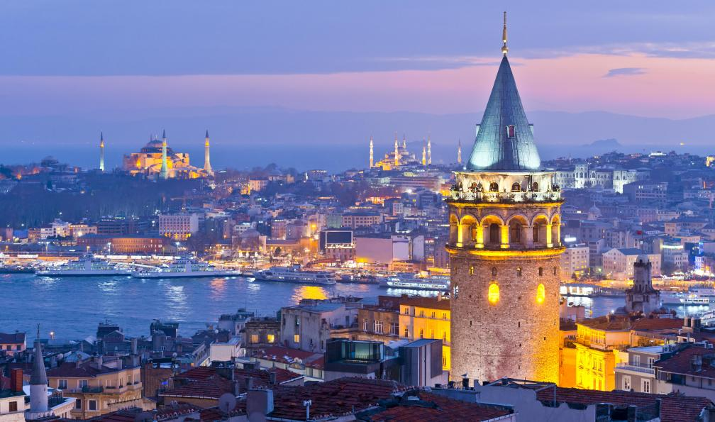Image Cappadoce et istanbul