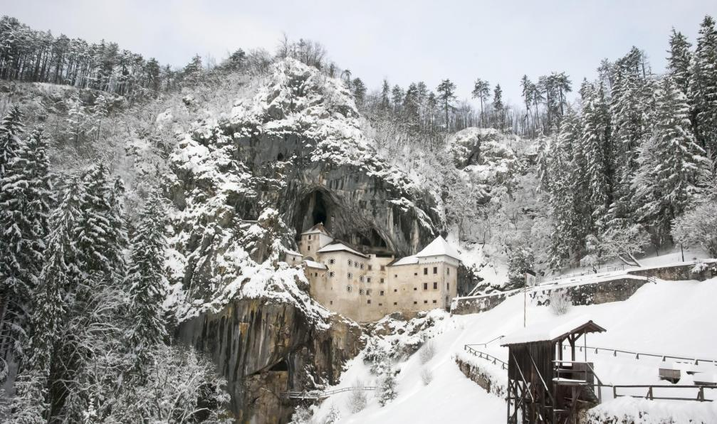 Image Réveillon au triglav sous la neige