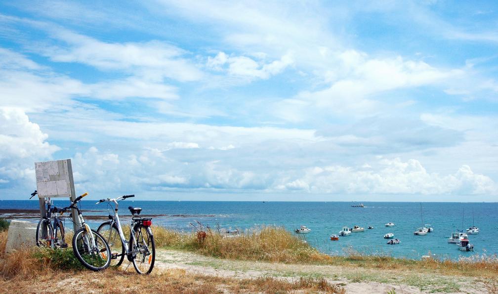 Image La bretagne à vélo : de rennes à saint-malo