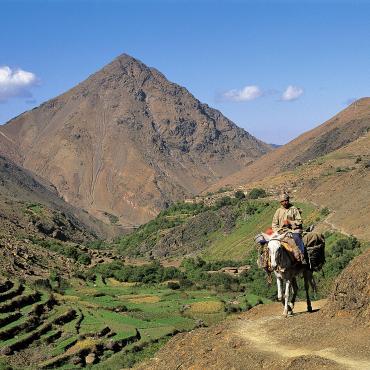 Hautes vallées du Toubkal