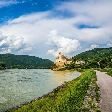 Le long du Danube à vélo, de Passau à Vienne