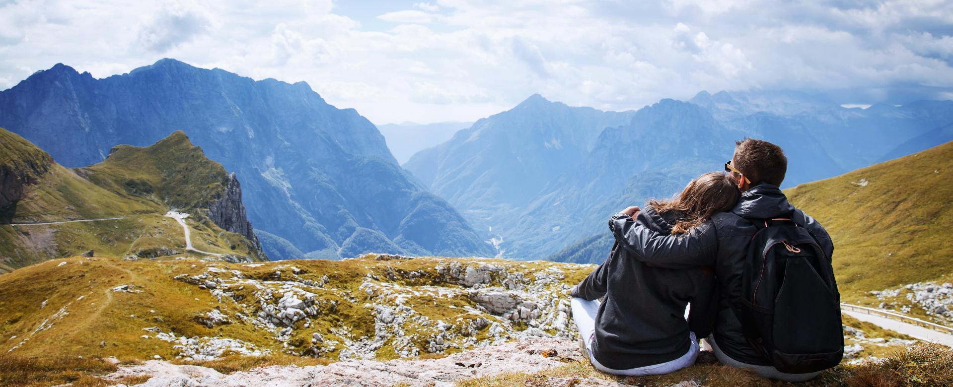 Voyage à pied : Les alpes slovènes