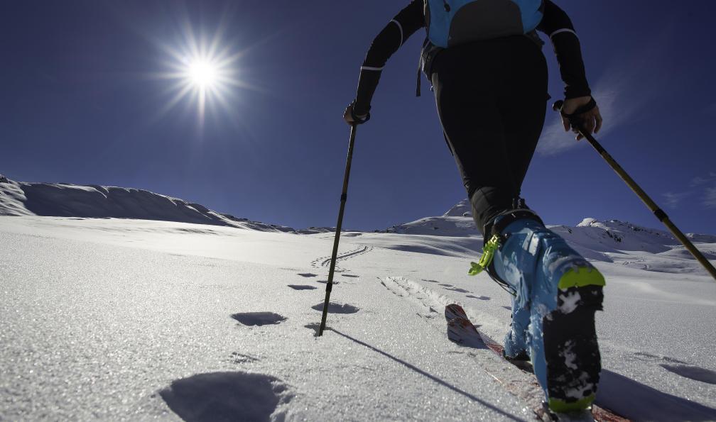 Image Ski confort dans les aravis