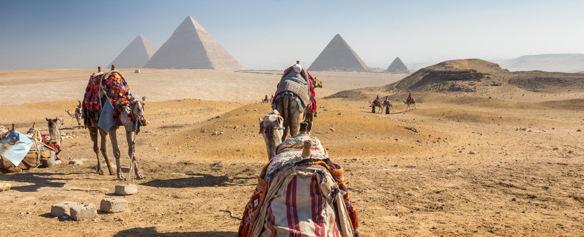 Voyage à pied : Des pyramides aux temples du nil