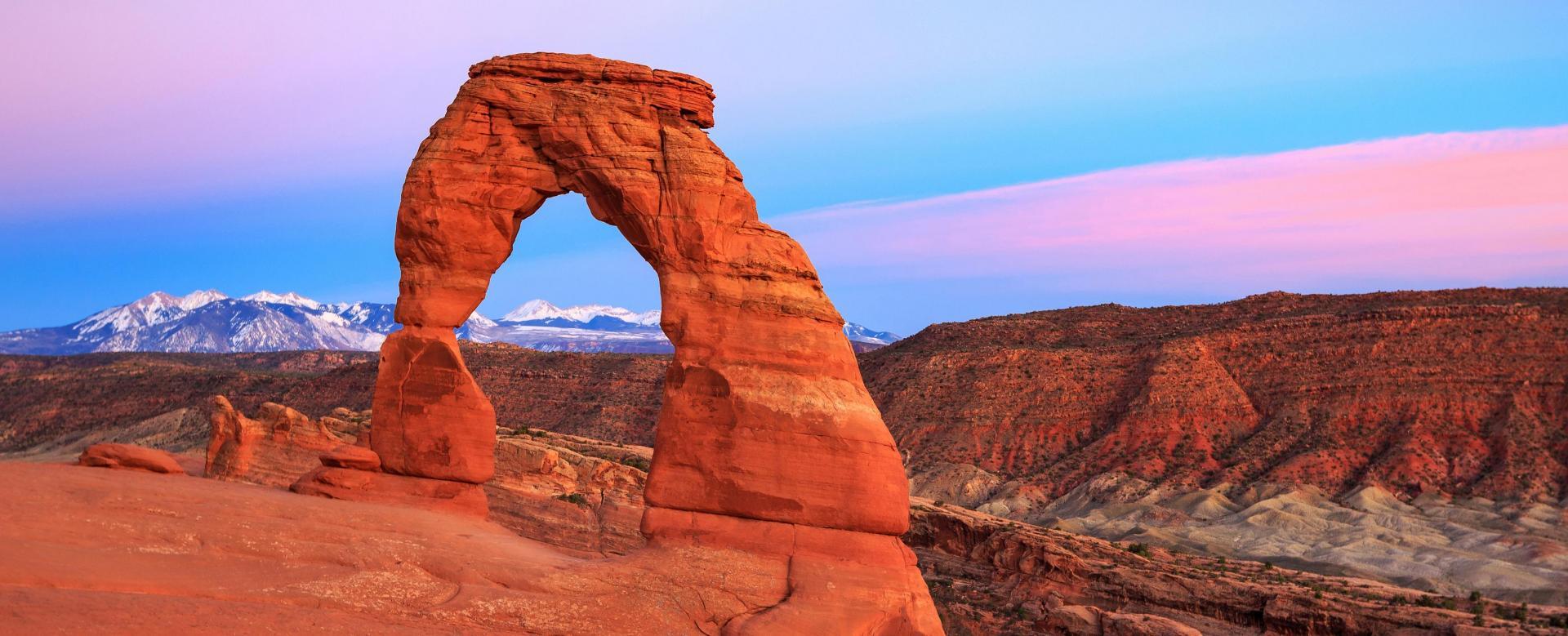 Voyage en véhicule États-Unis : Les déserts de l'ouest