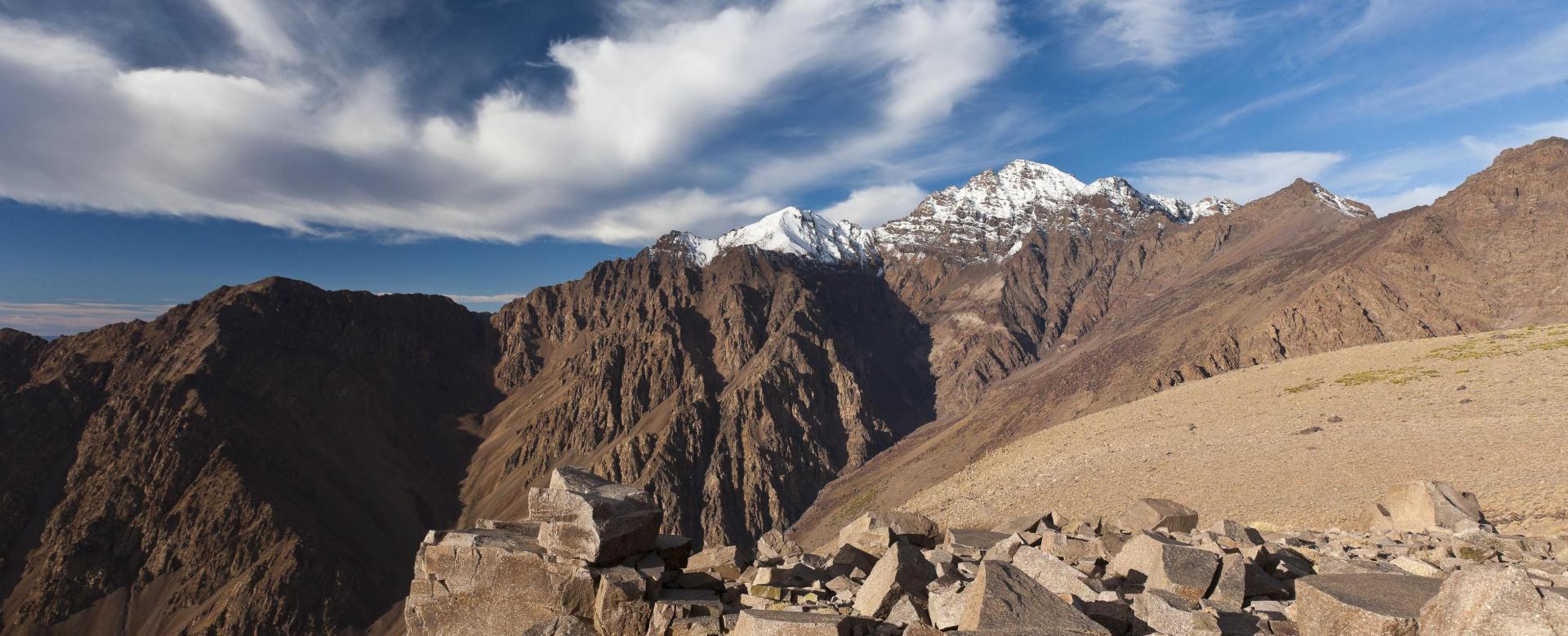 Voyage à pied Maroc : Objectif toubkal 8 jours
