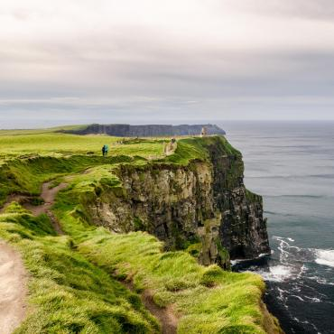 Des falaises de Moher aux îles du Kerry