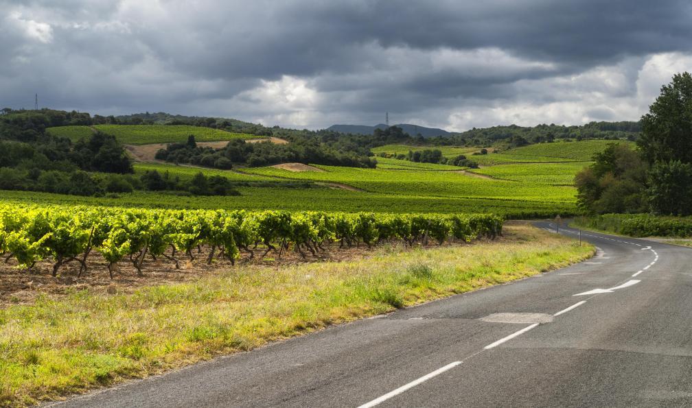 Image Le pays cathare à vélo