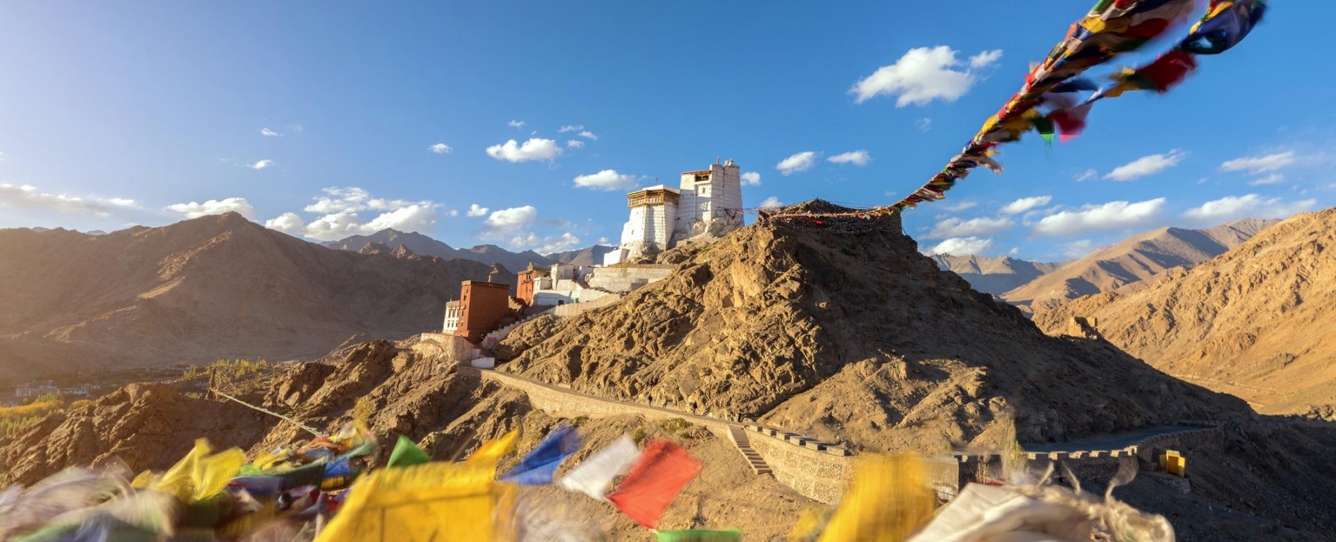 Voyage à pied : Inde : Pays ladakhi et taj mahal