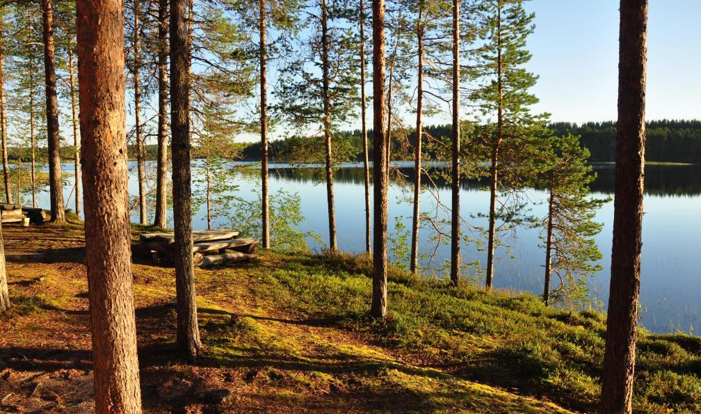 Image Canoë, entre lacs et rivières