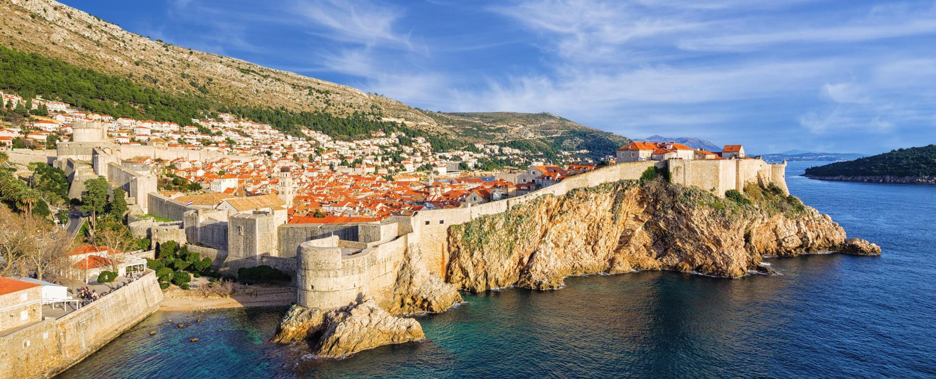 Voyage à pied : Des îles croates à l'insolite monténégro