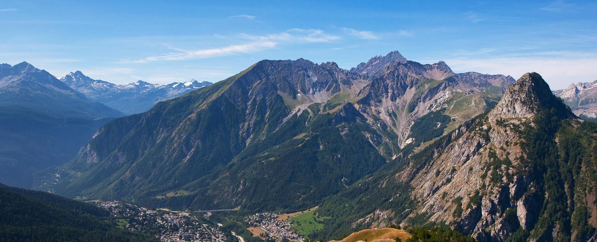Voyage à pied : Trail des géants avec julien chorier