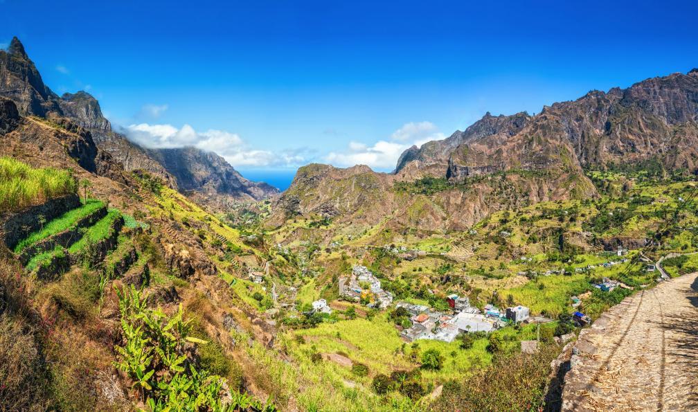 Image Santo antão, île de trek