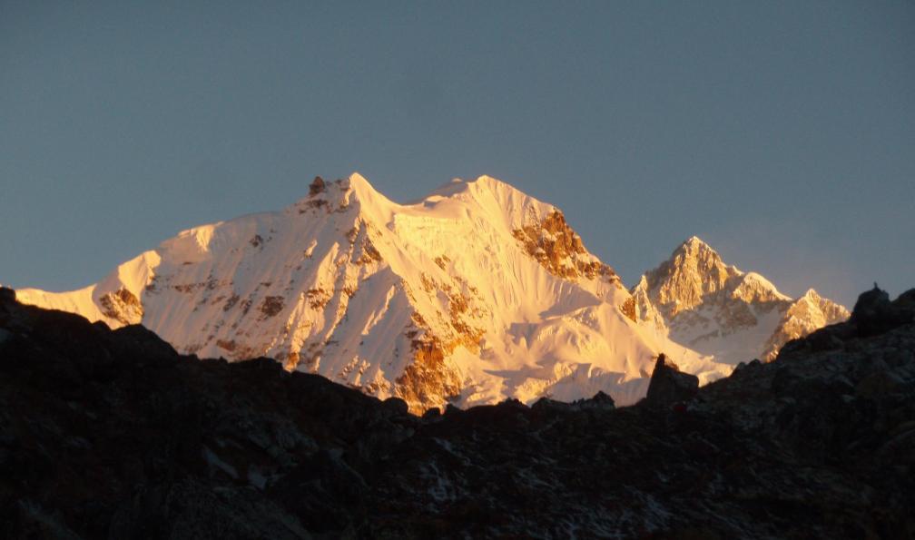 Carte Inde Sikkim.Sikkim Trek Du Kanchenjunga Sikkim Le Trek Du Kangchenjunga