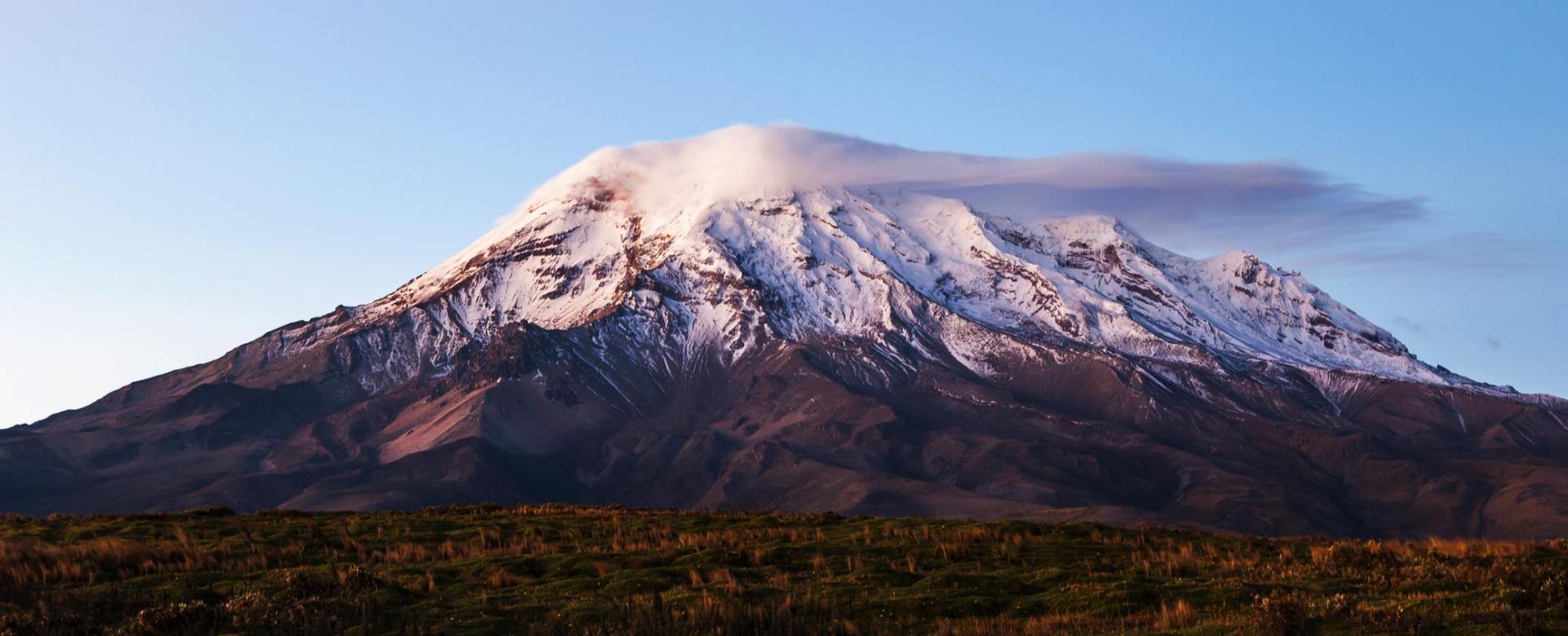 Voyage à pied Équateur : La rando des dix volcans