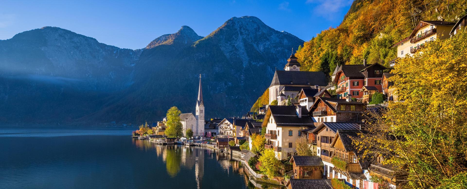 Voyage à pied : Symphonie alpine dans la région de salzbourg