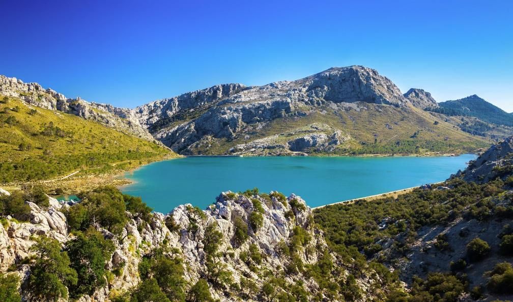 Image Majorque, traversée de la tramuntana