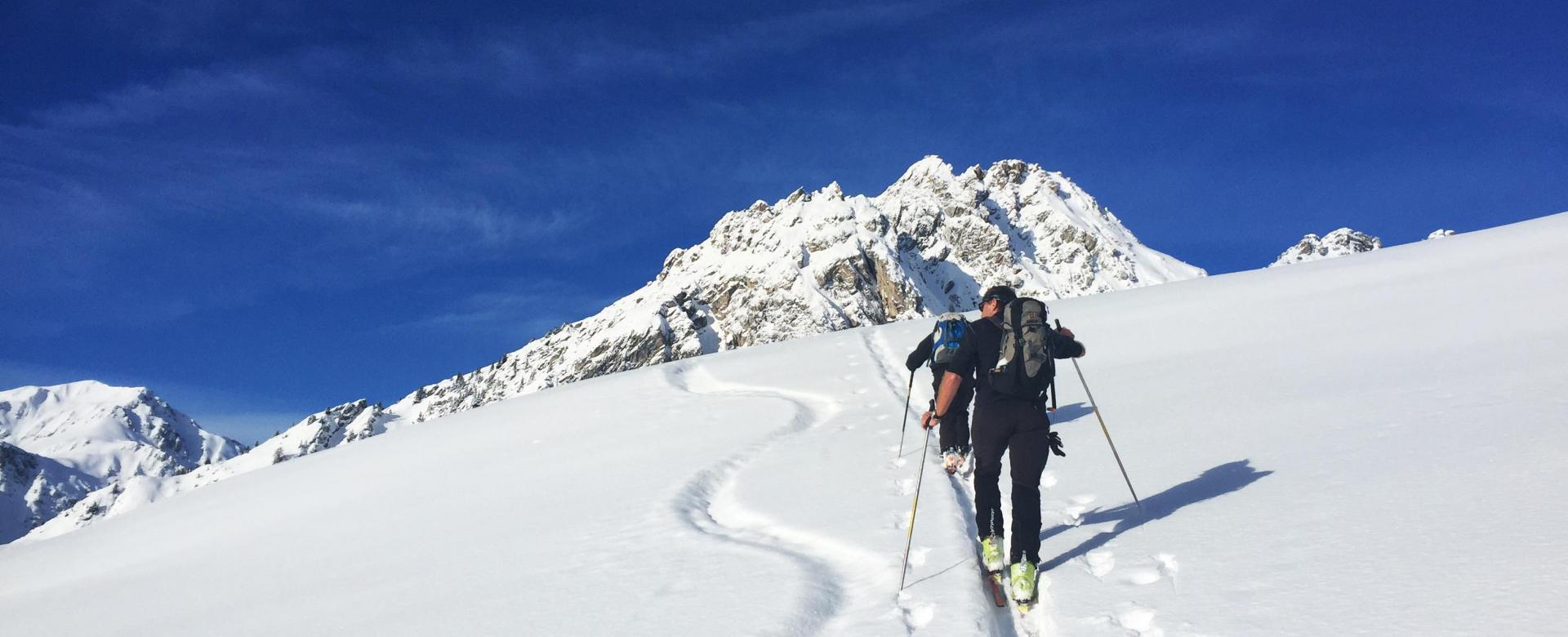 Voyage à la neige : Initiation dans le beaufortain