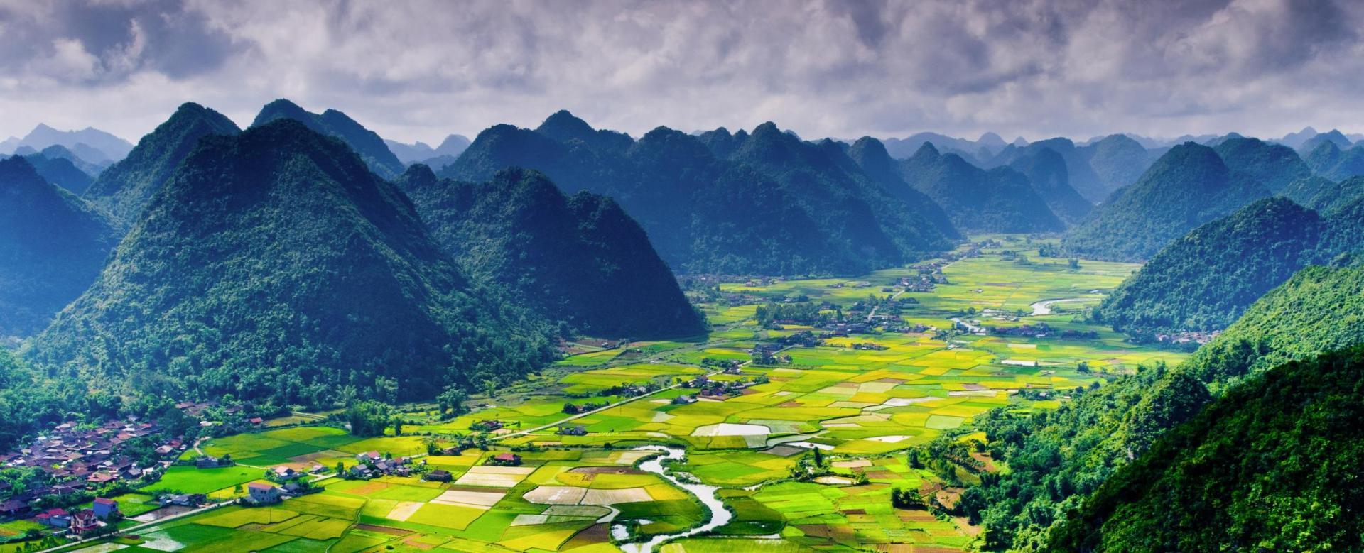 Voyage à pied Vietnam : Les mystères d'indochine