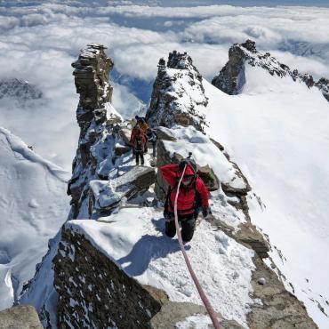 La haute route du Grand-Paradis (4061 m)