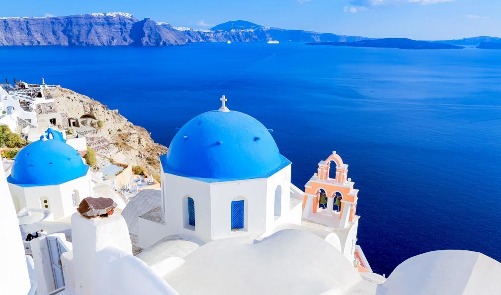 Image Santorin, naxos et amorgos