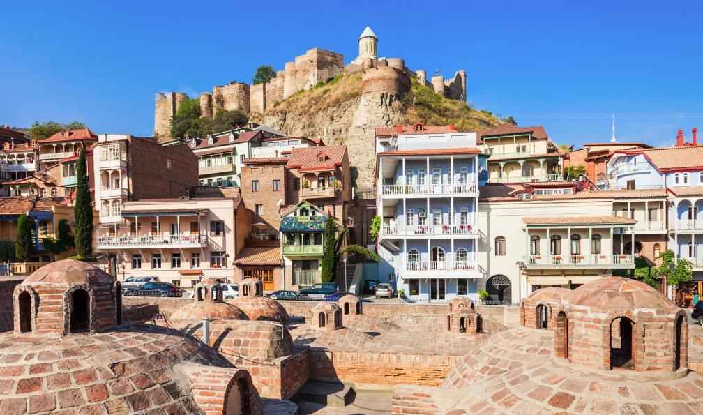 Image Citadelles du caucase