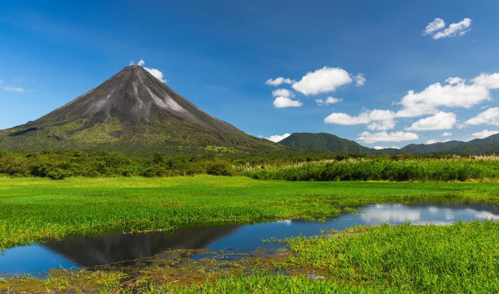 Image Volcans et toucans