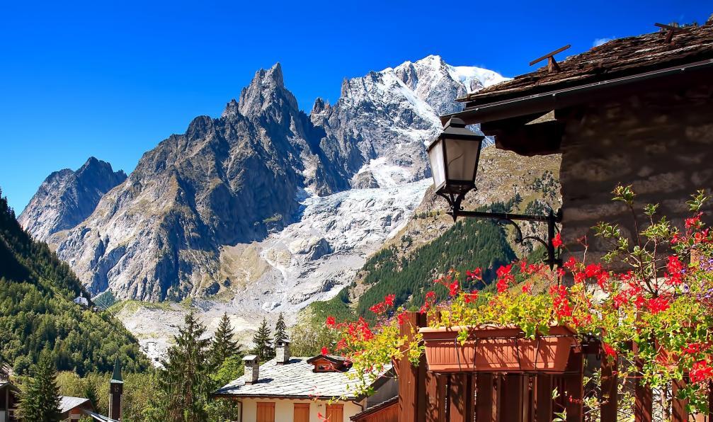Image Le trail du mont-blanc en 6 jours