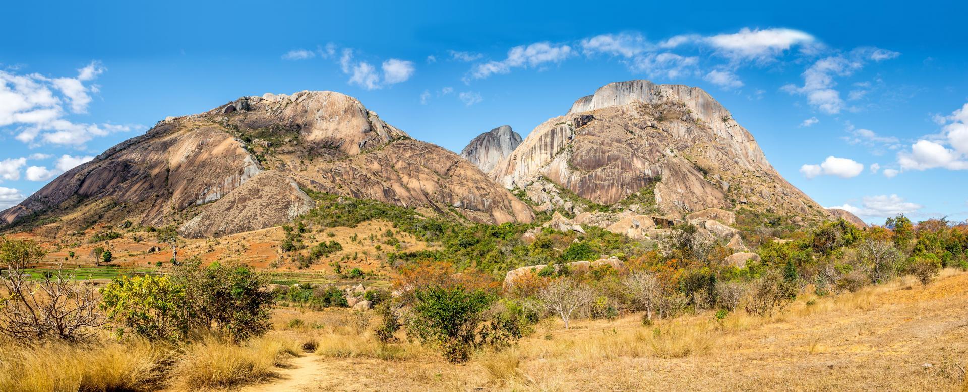 Voyage à pied : Le grand sud malgache