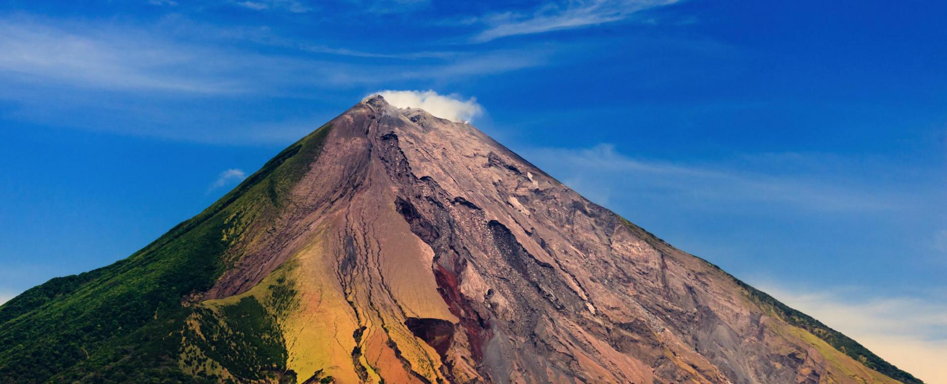Voyage à pied Nicaragua : Au fil des volcans
