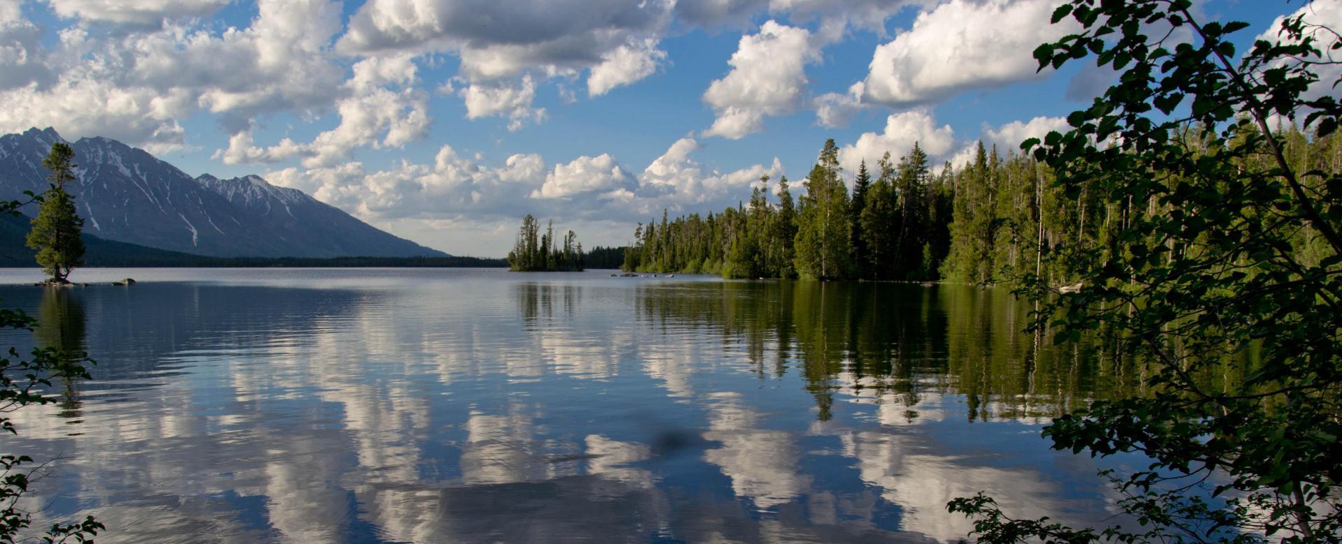Voyage à pied : La magie du grand ouest canadien