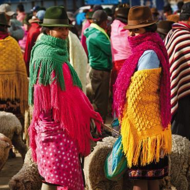 Equateur, condensé d'Amérique latine