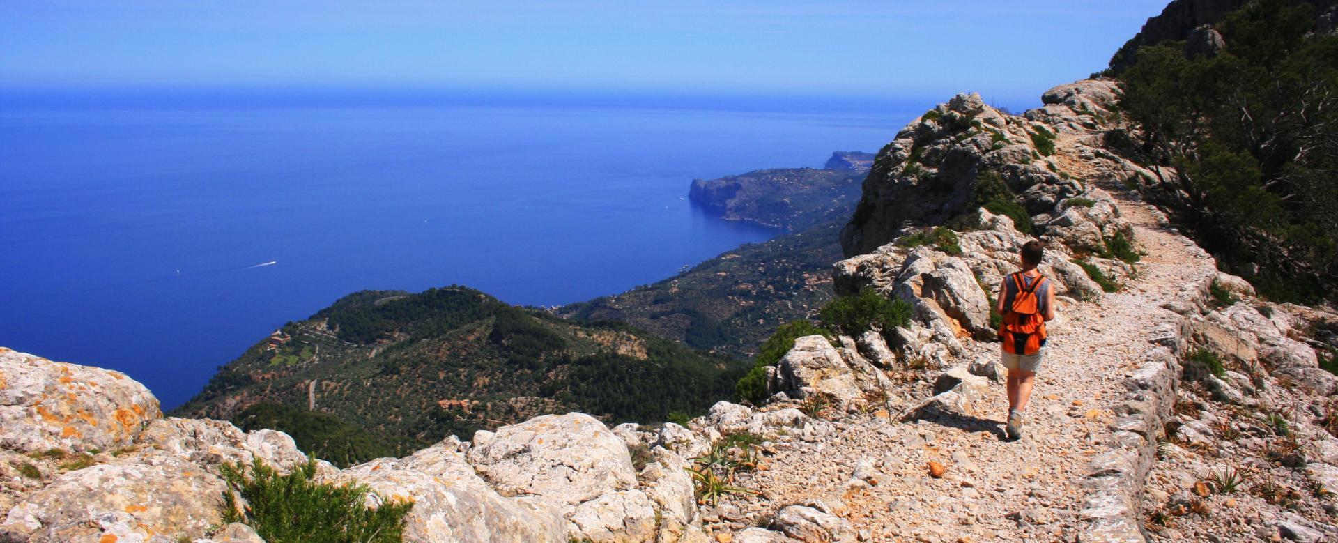 Voyage à pied Espagne : La traversée de majorque