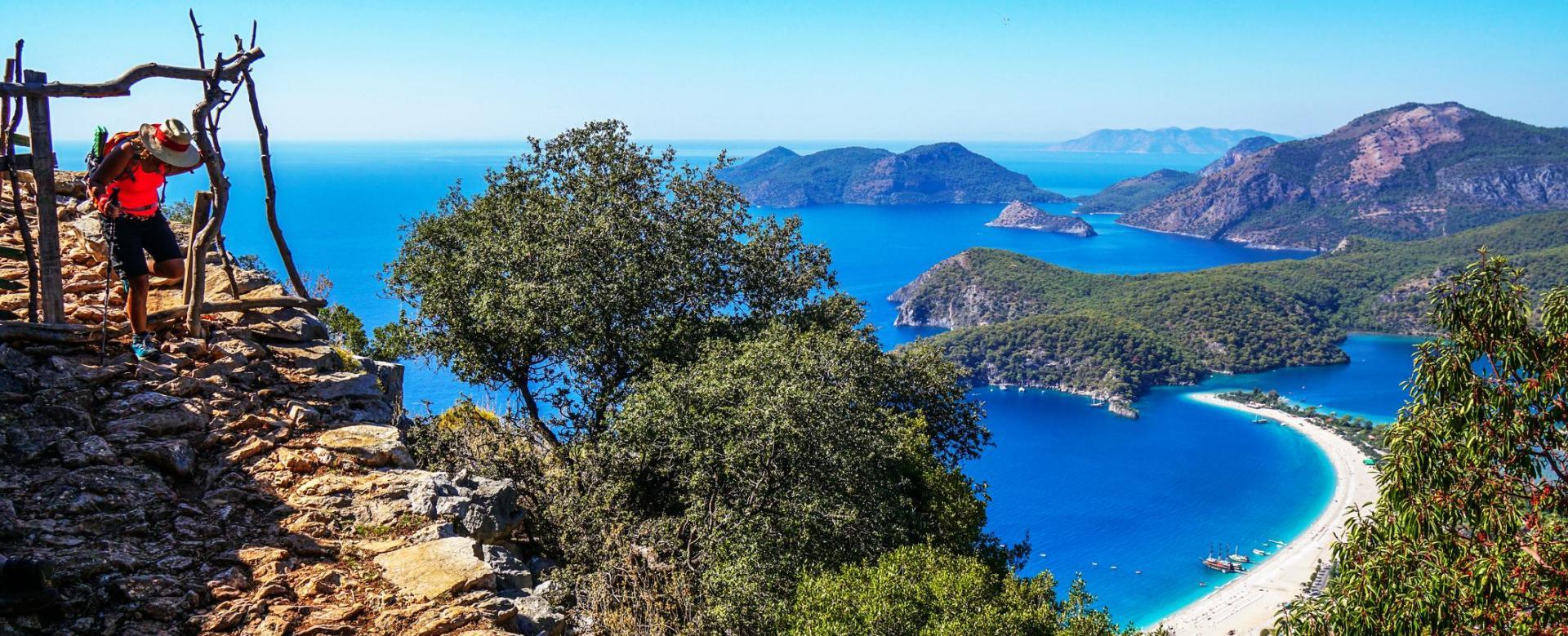 Voyage sur l'eau : Lycian way