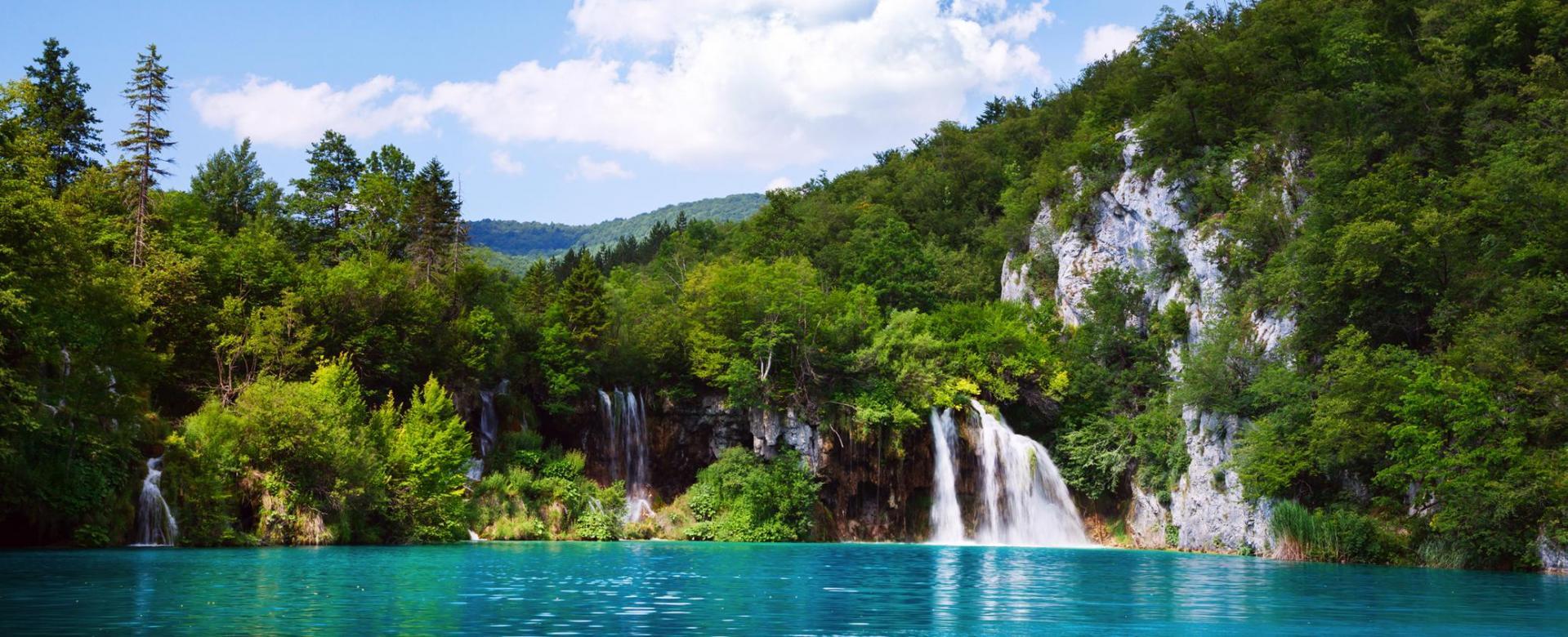 Voyage à pied Croatie : Parcs nationaux de dalmatie