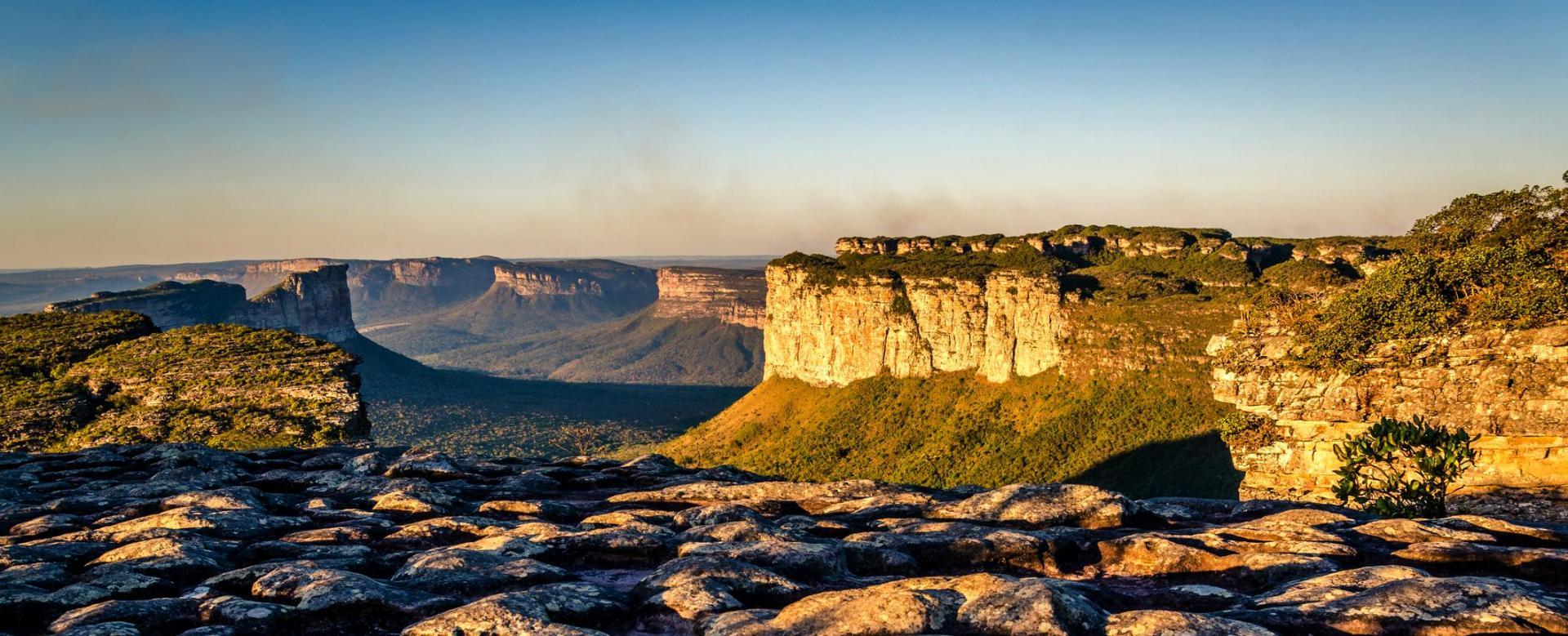 Voyage à pied : Brésil : Diamantina et bahia