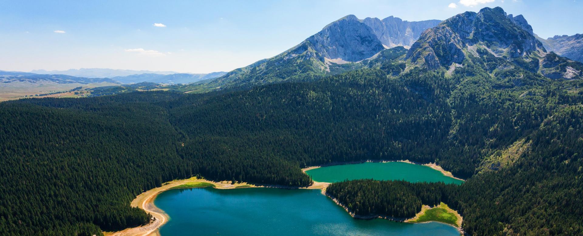 Voyage à pied : Via dinarica : de la bosnie au monténégro