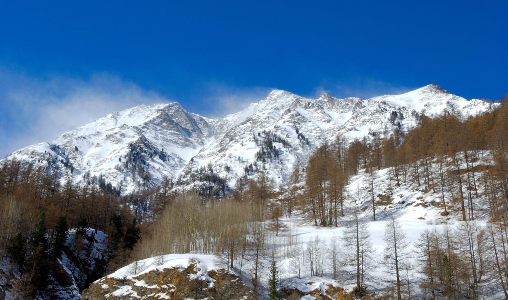 Image Le tour du queyras en hiver