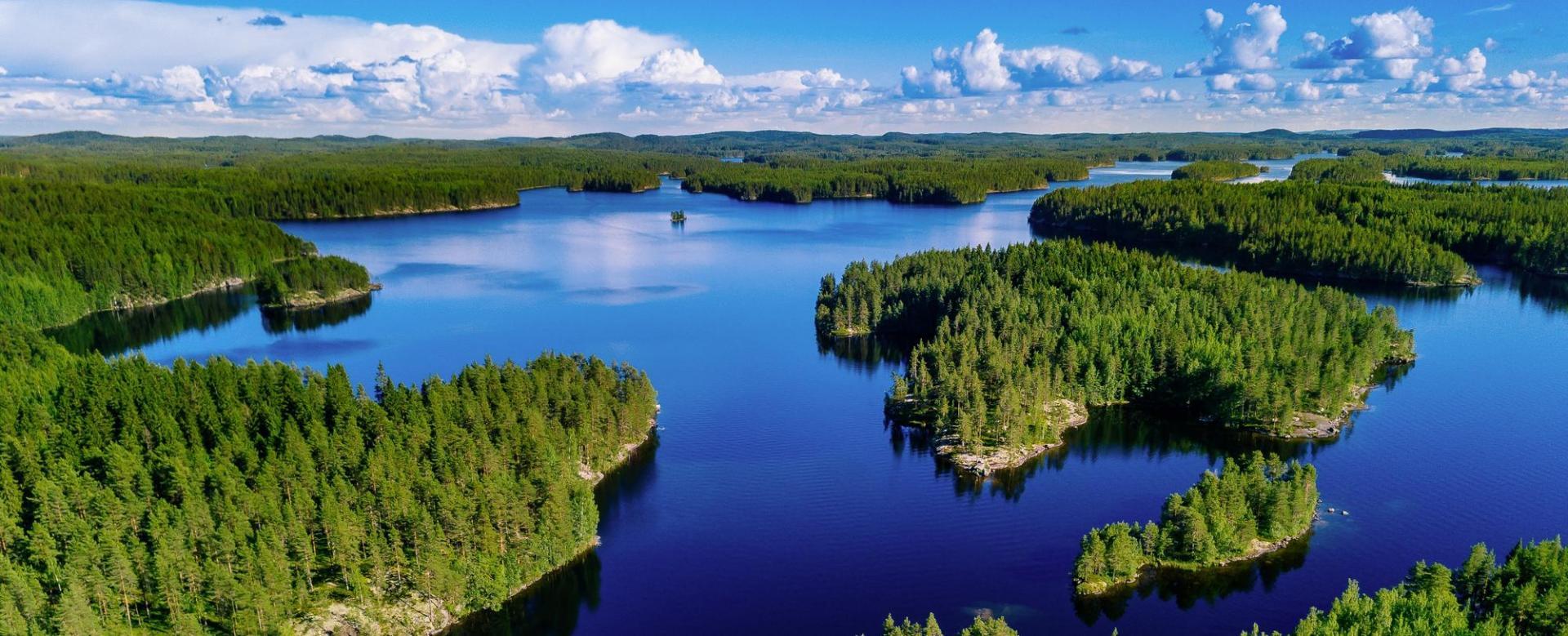 Voyage à pied Finlande : Escapade boréale sur une île